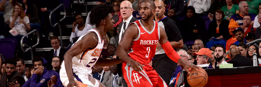 Can Houston Cover Huge NBA Spread Against Phoenix?