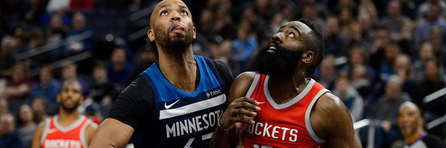 Can Timberwolves Upset the Rockets at the NBA Odds for Game 2?
