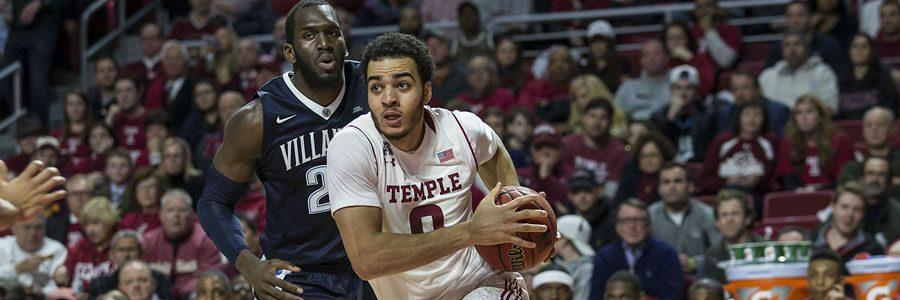 College Basketball Betting Preview & Pick: Villanova at Temple.