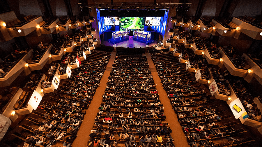 The International is considered the Super Bowl of Dota gaming.