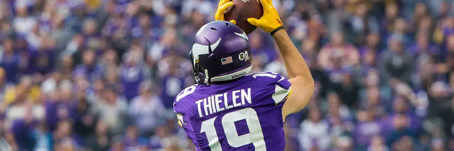 Falcons Host Vikings in Week 13 as Slight NFL Odds Favorite