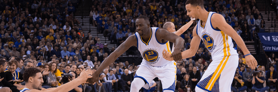 The Warriors are unstoppable, but hey, what's new?