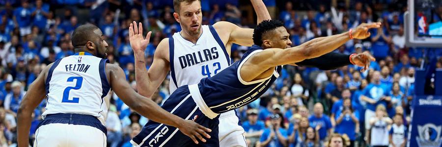 Oklahoma City Thunder NBA Playoffs Second Round Odds Analysis