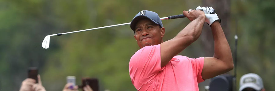 Tiger Woods is one of the favorites at the latest 2019 The Open Championship Odds.