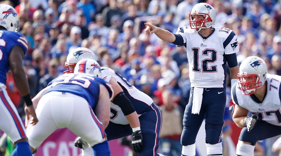 Tom Brady vs Bills NFL Odds