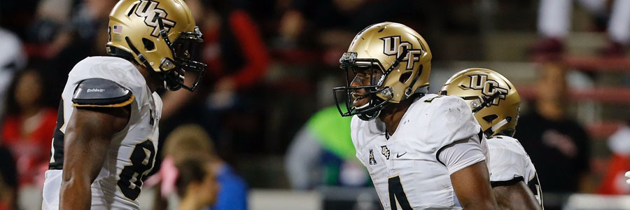 Connecticut vs UCF 2019 College Football Week 5 Spread & Game Preview.