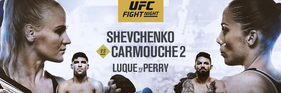 UFC Fight Night Montevideo Odds, Preview & Picks.