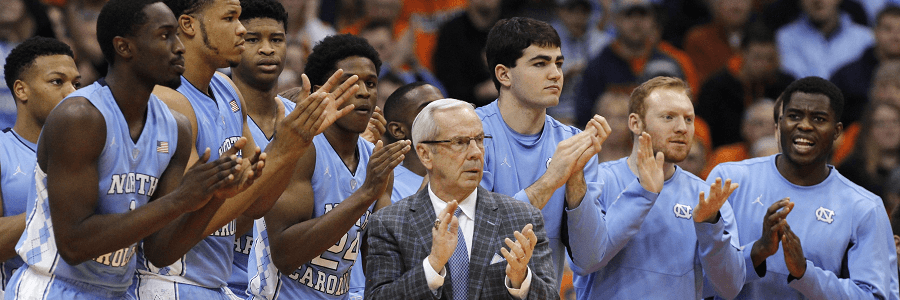 The Tar Heels want to show they can be the dominant force in basketball they're always known to be.