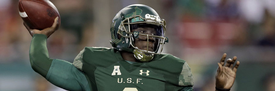 Tulane vs South Florida is going to be a close one.