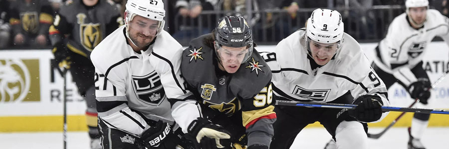 Jets vs Golden Knights is one of the best games scheduled for Friday Night.