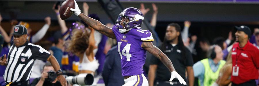 Vikings at Packers NFL Week 2 Spread & Expert Pick.