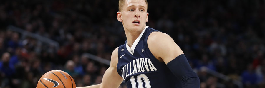 Villanova at Georgetown NCAAB Odds & Expert Prediction