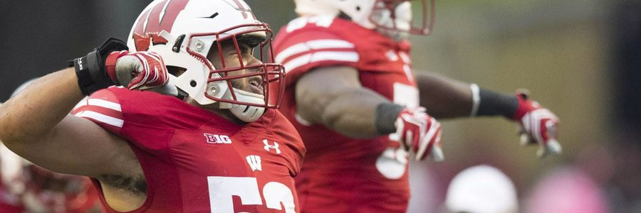 Wisconsin at Indiana College Football Week 10 Betting Preview & Pick.
