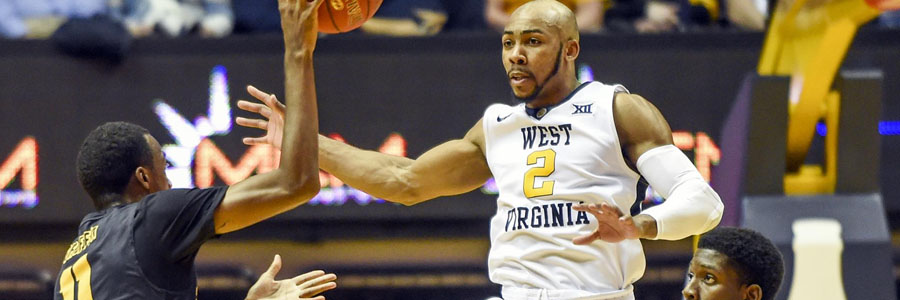 The NCAAB Betting Odds for this Week favored West Virginia.