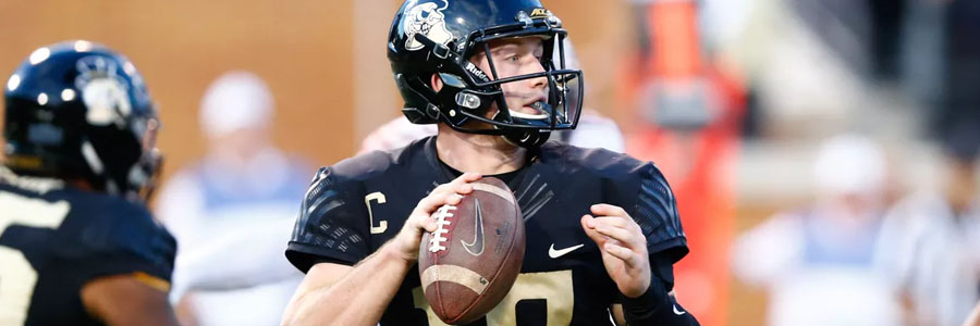 The NCAAF Week 9 Odds are against Wake Forest.