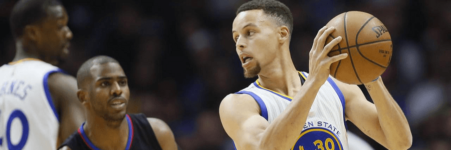 The Warriors are on a quest for 73 wins and there's nothing that's going to stop them.