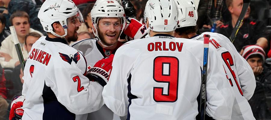 Washington Capitals NHL Betting Odds