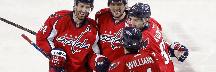 You can stop the Capitals one game, but they are still dominating the season.