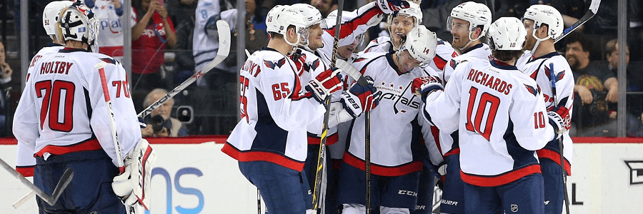 It's not hard to see why the Capitals are favorites, they got it all.