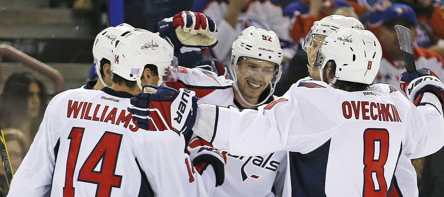 Washington Capitals on their constant road to the playoffs