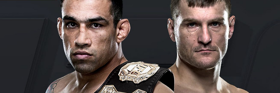 UFC 198 Main Card Odds Preview and Predictions