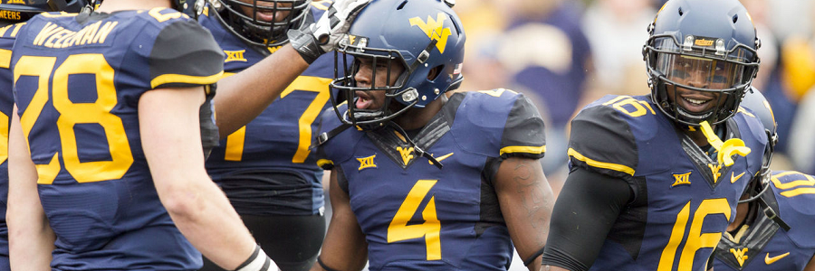 Are the Mountaineers a safe bet in NCAAF odds to beat East Carolina?