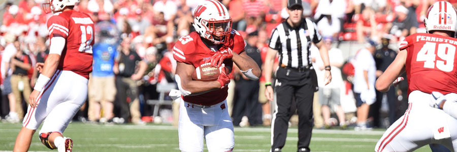 Wisconsin vs Illinois 2019 College Football Week 8 Odds, Preview & Pick.