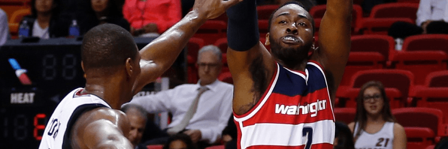 John Wall and the Wizards will go all the way down to the last game to try to snatch a spot in the playoffs.