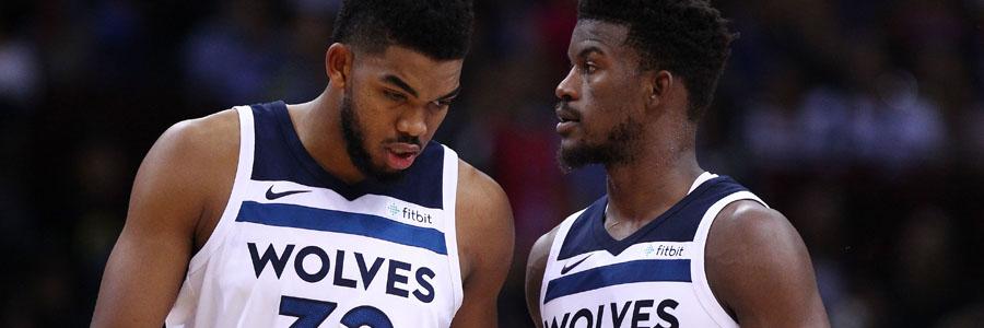 Timberwolves vs Warriors NBA Odds & Expert Pick for Friday Night