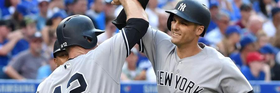 MLB Odds & Expert Prediction for Yankees vs. Astros.