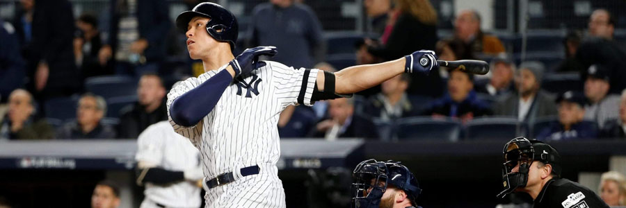The Yankees shouldn't be your MLB Betting pick for Thursday Night.