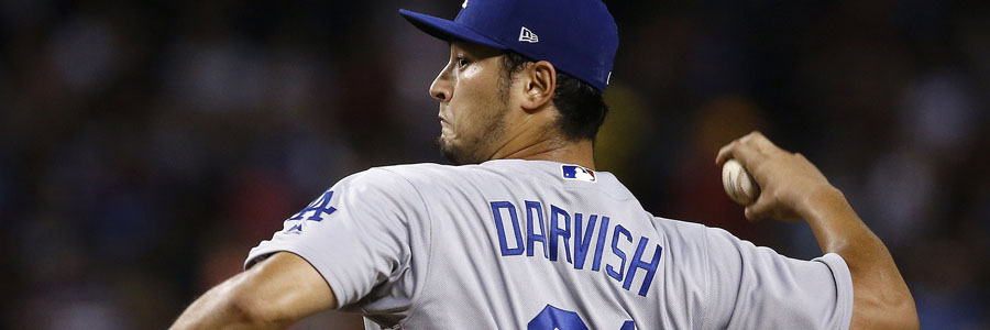 Yu Darvish and the Dodgers are the World Series Game 7 Betting Odds favorite.