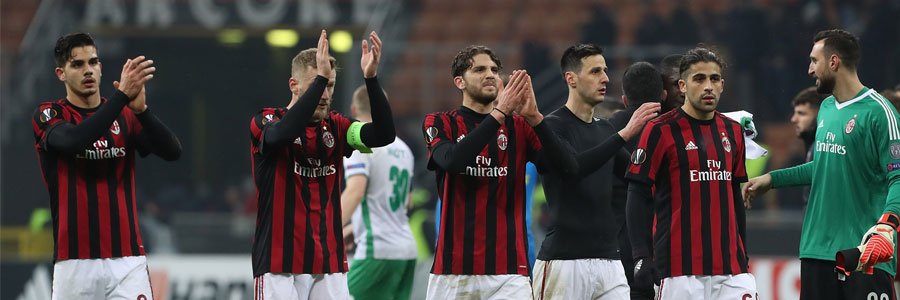 Is AC MIlan a safe soccer betting pick this week?