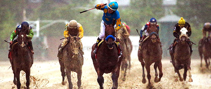 Triple Crown Odds on American Pharaoh to Win at Belmont