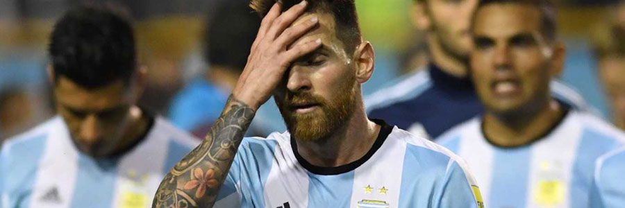 Is Argentina a safe bet to win the 2018 World Cup?