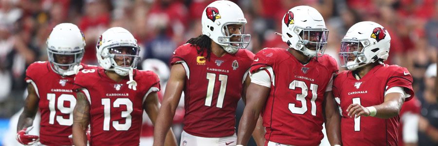 Panthers vs Cardinals 2019 NFL Week 3 Lines, Preview & Game Prediction