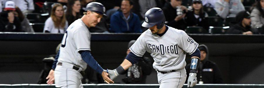 Friday Night MLB Betting Prediction on Arizona at San Diego
