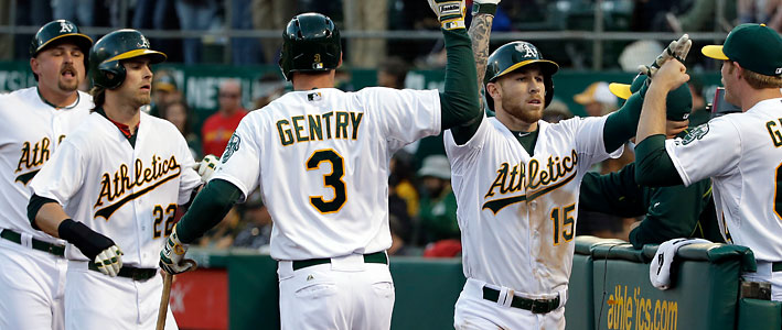 LA Angels at Oakland A's MLB Betting Lines Pick & Preview