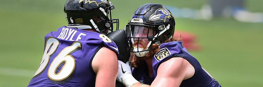 Baltimore Ravens 2019 NFL Season Betting Guide