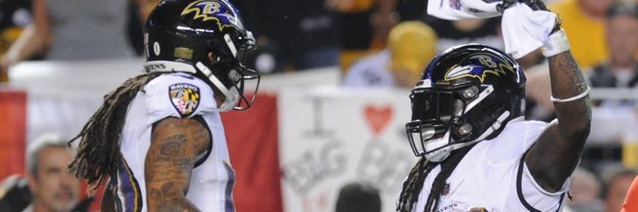 Ravens vs Browns NFL Week 5 Lines & Betting Analysis