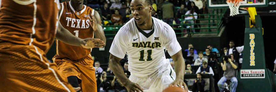 Baylor will play against the Sooners.