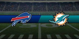 Bills vs Dolphins Results