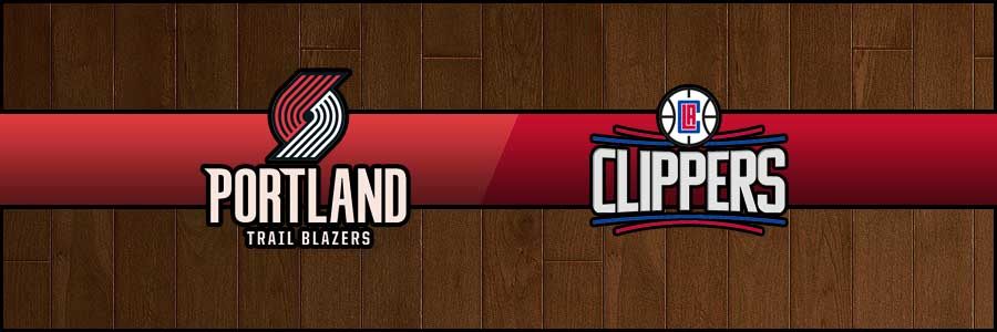Blazers vs Clippers Result Basketball Score