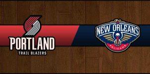 Blazers vs Pelicans Result Basketball Score