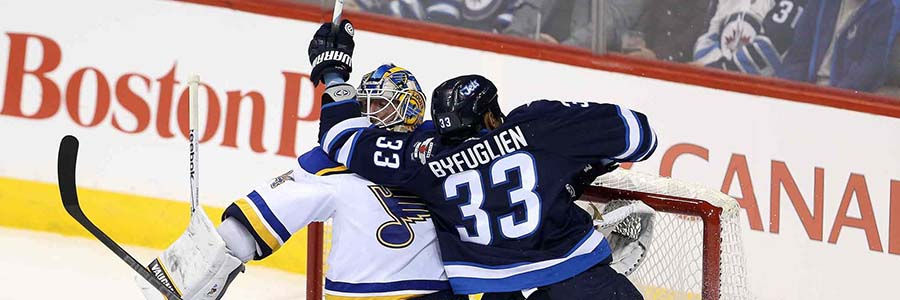Blues vs Jets NHL Playoffs Game 2 Odds, Preview, and Pick