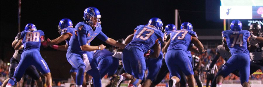 Boise State at New Mexico Free Pick & Lines