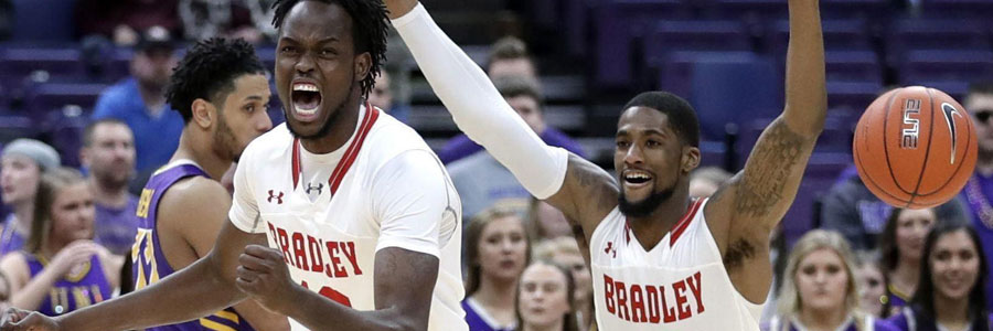 Bradley vs Michigan State March Madness Lines / Live Stream / TV Channel, Date / Time & Pick