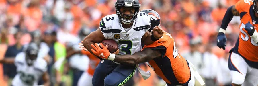 Broncos vs Seahawks 2019 NFL Preseason Week 1 Lines, Preview & Prediction