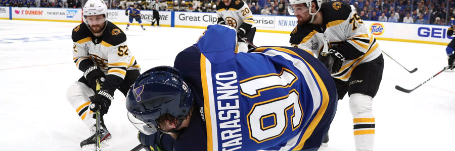 Bruins vs Blues 2019 Stanley Cup Finals Game 6 Odds & Preview