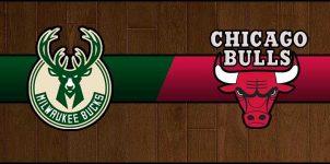 Bucks vs Bulls Result Basketball Score